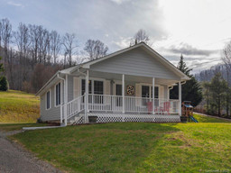 2075 Hyatt Creek Road in Waynesville, North Carolina 28786 - MLS# 3585990