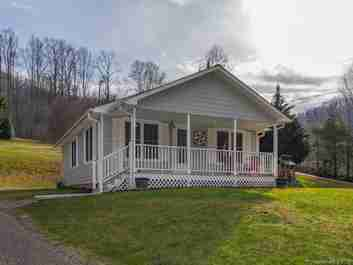 2075 Hyatt Creek Road in Waynesville, NC 28786 - MLS# 3585990