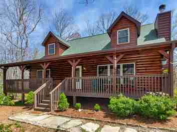 1385 Big Branch Road in Brevard, NC 28712 - MLS# 3587889