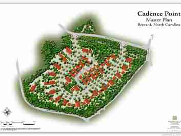 Lot 25 Cadence Circle #25 in Brevard, NC 28712 - MLS# 3590326