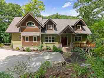 4129 Lake Forest Drive in Tuckasegee, NC 28783 - MLS# 3594386