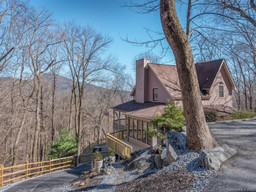 175 Bald Mountain Crescent Drive in Lake Lure, NC 28746 - MLS# 3595432