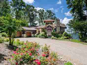 573 Elk Mountain Scenic Highway in Asheville, NC 28804 - MLS# 3599716