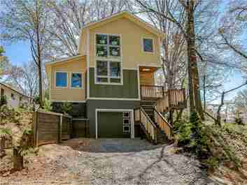 205 Old Haw Creek Road in Asheville, NC 28805 - MLS# 3604618