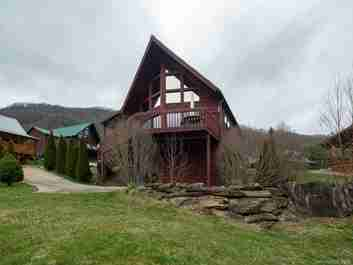 356 Panoramic Loop in Maggie Valley, NC 28751 - MLS# 3604723
