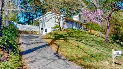 158 White Pine Drive in Asheville, NC 28805 - MLS# 3609756