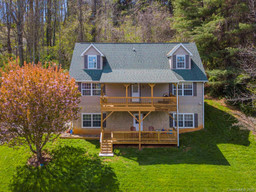 100 Gliding Hawk Way in Waynesville, NC 28785 - MLS# 3610002