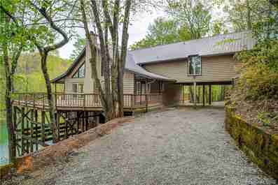 50 Ponderosa Trail in Rosman, NC 28772 - MLS# 3615376