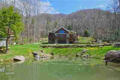 1471 Howard Moore Road in Hot Springs, NC 28743 - MLS# 3615450