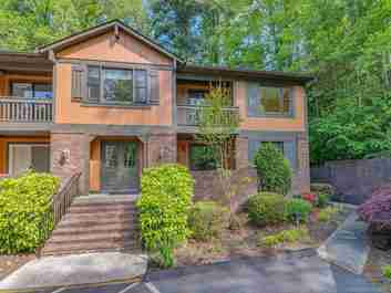 1747 Haywood Manor Road #D in Hendersonville, NC 28791 - MLS# 3622324