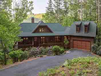 1665 Lake Forest Drive in Tuckasegee, NC 28783 - MLS# 3623769