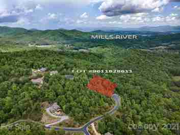 Lt 131 & 132 Watershed Way in Mills River, NC 28759 - MLS# 3624824