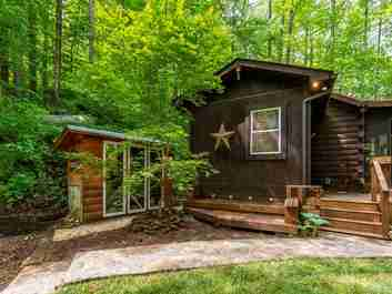 412 Soco Acres Road in Maggie Valley, NC 28751 - MLS# 3625029