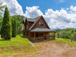 265 Cansadie Top Road #15 & 16 in Waynesville, NC 28786 - MLS# 3626468