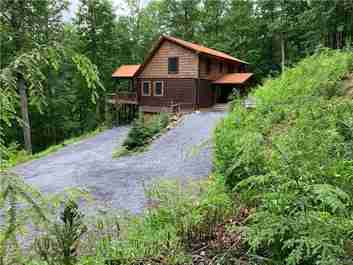 281 Grouse Road in Clyde, NC 28721 - MLS# 3630196
