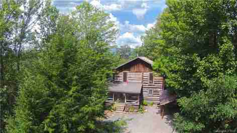 1390 Baltimore Branch Road in Hot Springs, NC 28743 - MLS# 3630815
