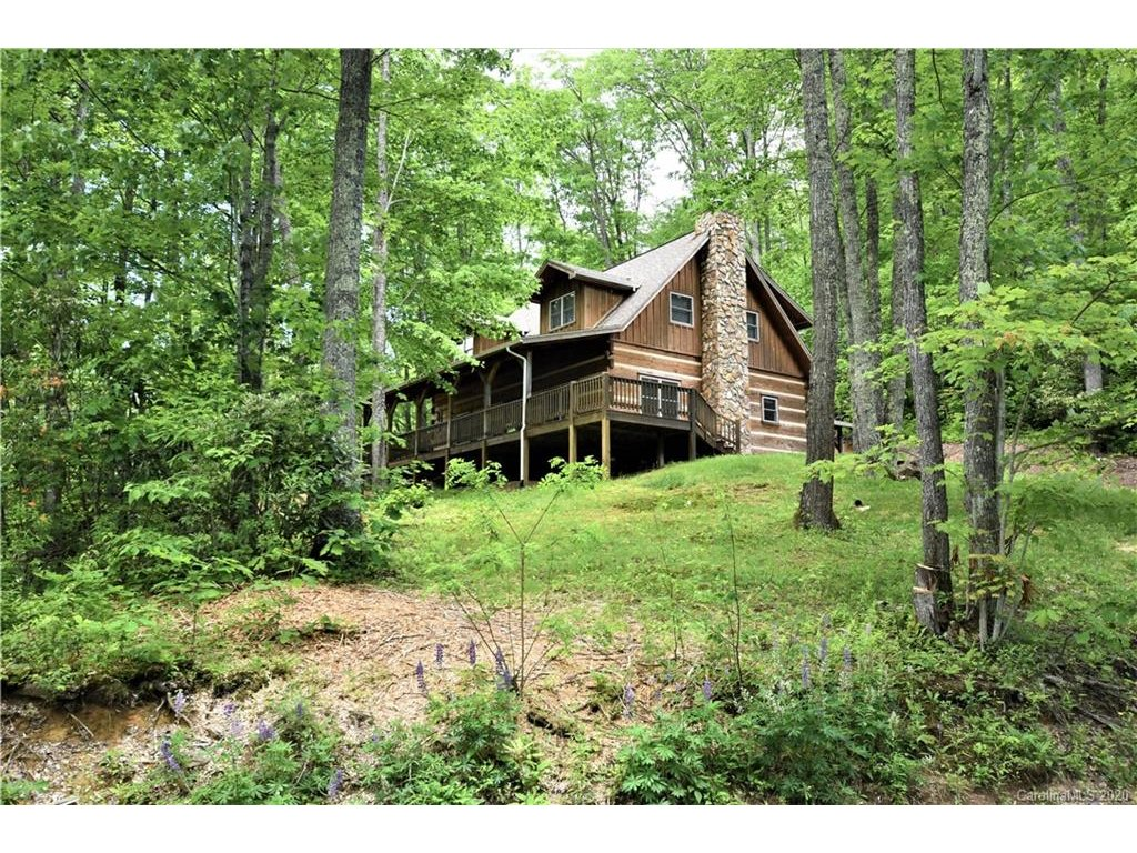 Image 1 for 473 Copper Spur Road in Maggie Valley, NC 28751 - MLS# 3631705