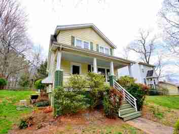 215 Aurora Drive in Asheville, NC 28805 - MLS# 3635722