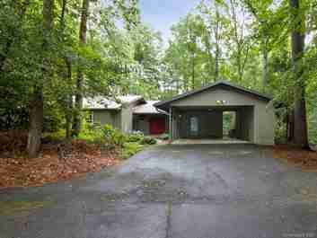 14 Holly Ridge Road in Pisgah Forest, NC 28768 - MLS# 3636354