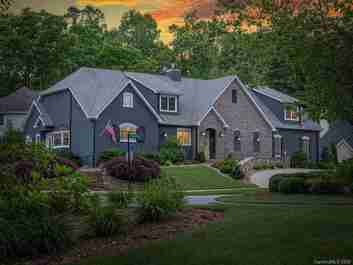 25 Mistletoe Trail in Hendersonville, NC 28791 - MLS# 3636781