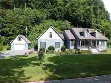 1499 Little East Fork Road in Canton, NC 28716 - MLS# 3637782