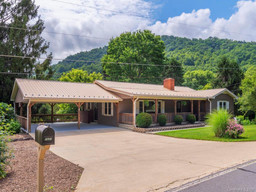 1031 Oakdale Road in Waynesville, NC 28786 - MLS# 3638086