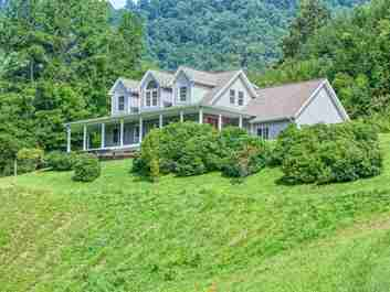 690 Lost Cove Road in Clyde, NC 28721 - MLS# 3662668