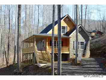 257 Katua Trail Trail in Maggie Valley, North Carolina 28751 - MLS# 568721