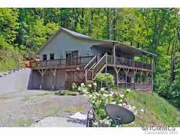 286 Treetop Lane in Waynesville, North Carolina 28785 - MLS# 584633