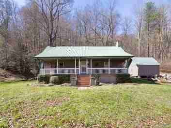 1295 Will Higgins Road in Green Mountain, NC 28740 - MLS# 593073