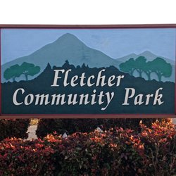 The Fletcher Community Park is a great spot for families and pets