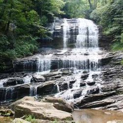 Photo of Multilayered Waterfall in Saluda NC