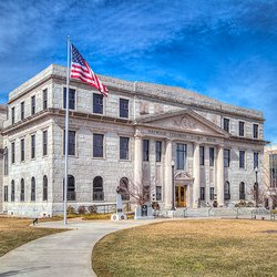 Photo of Haywood County Courthouse