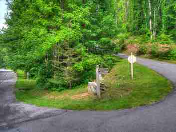 Lot 28 Jefferson Lane #28 in Waynesville, North Carolina 28786 - MLS# 481746