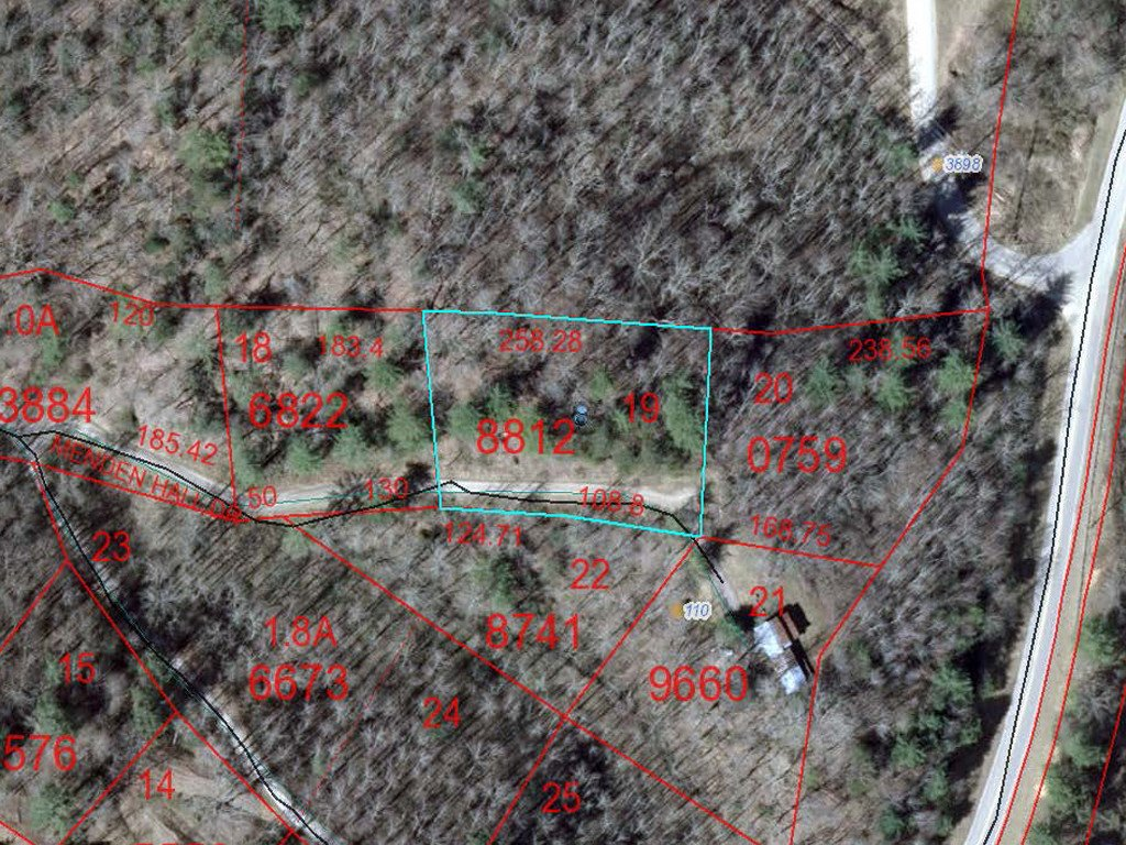Lot 19 Menden Hall Road in Waynesville, North Carolina 28785 - MLS# 3267009