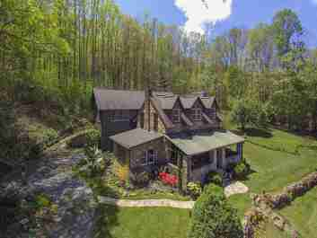 766 Saunook Road in Waynesville, North Carolina 28786 - MLS# 3274802