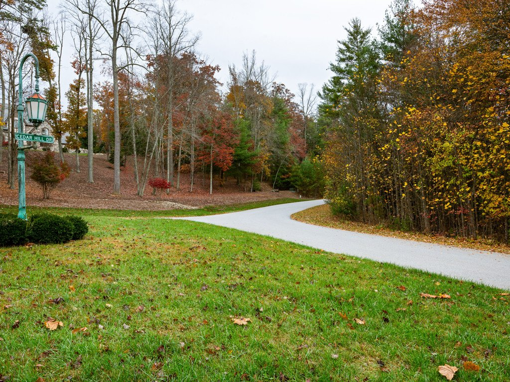 Lot 11 Cedar Hill Drive in Asheville, North Carolina 28803 - MLS# 3338425