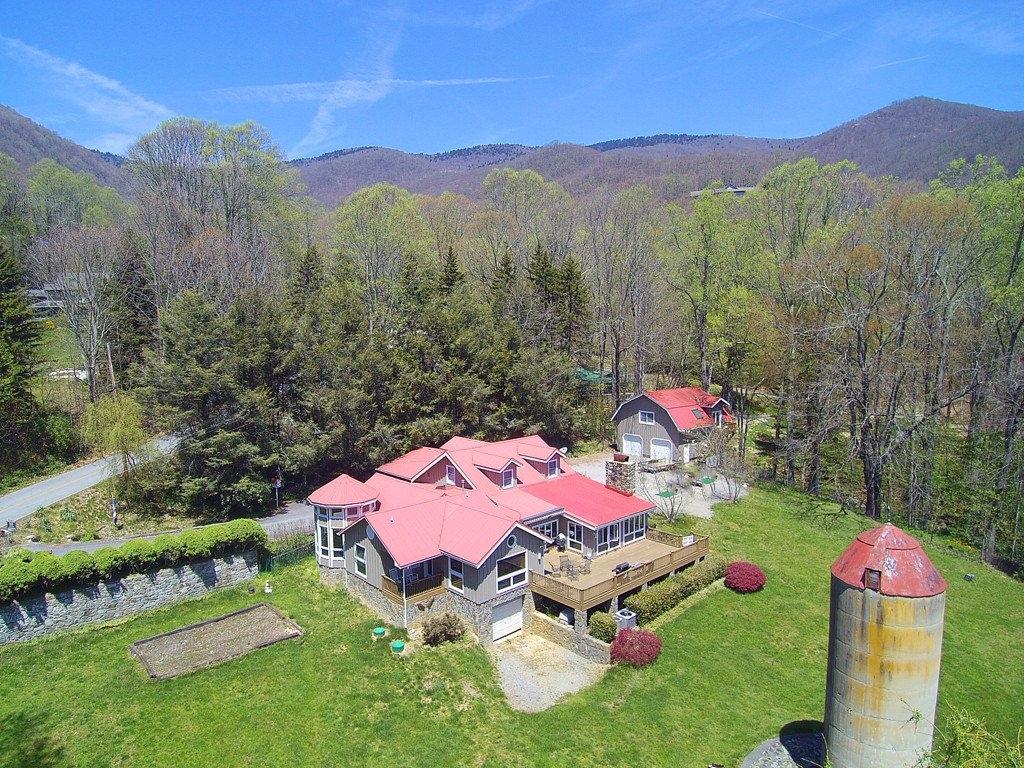 950 Walker Road in Waynesville, North Carolina 28786 - MLS# 3378379