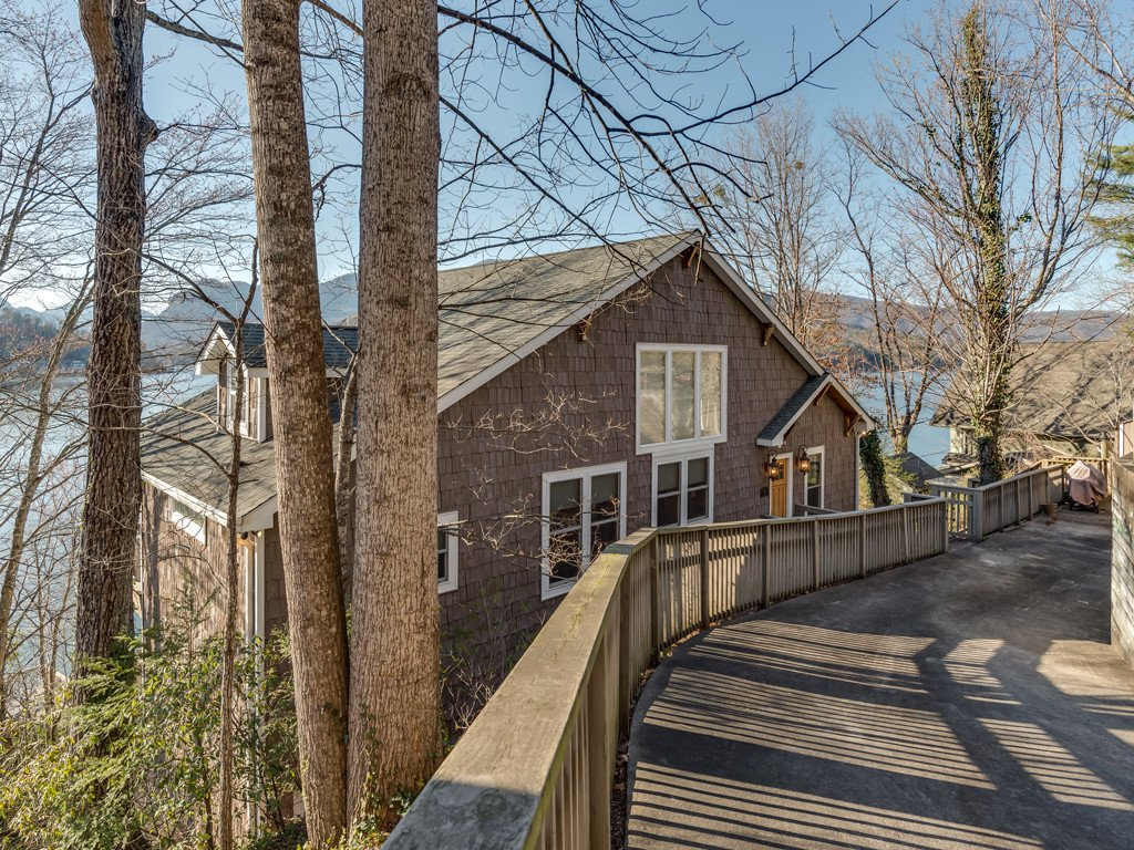 196 Yacht Island Road in Lake Lure, North Carolina 28746 - MLS# 3369189
