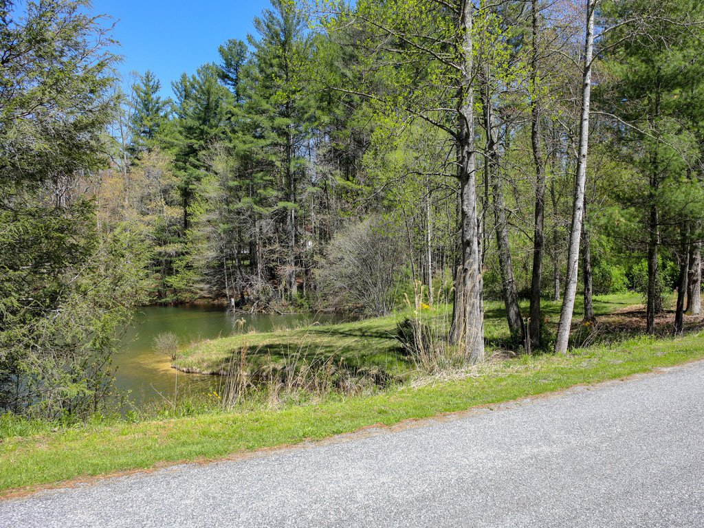 Lot 21 Mountain Lakes Drive in Hendersonville, North Carolina 28739 - MLS# 3383702