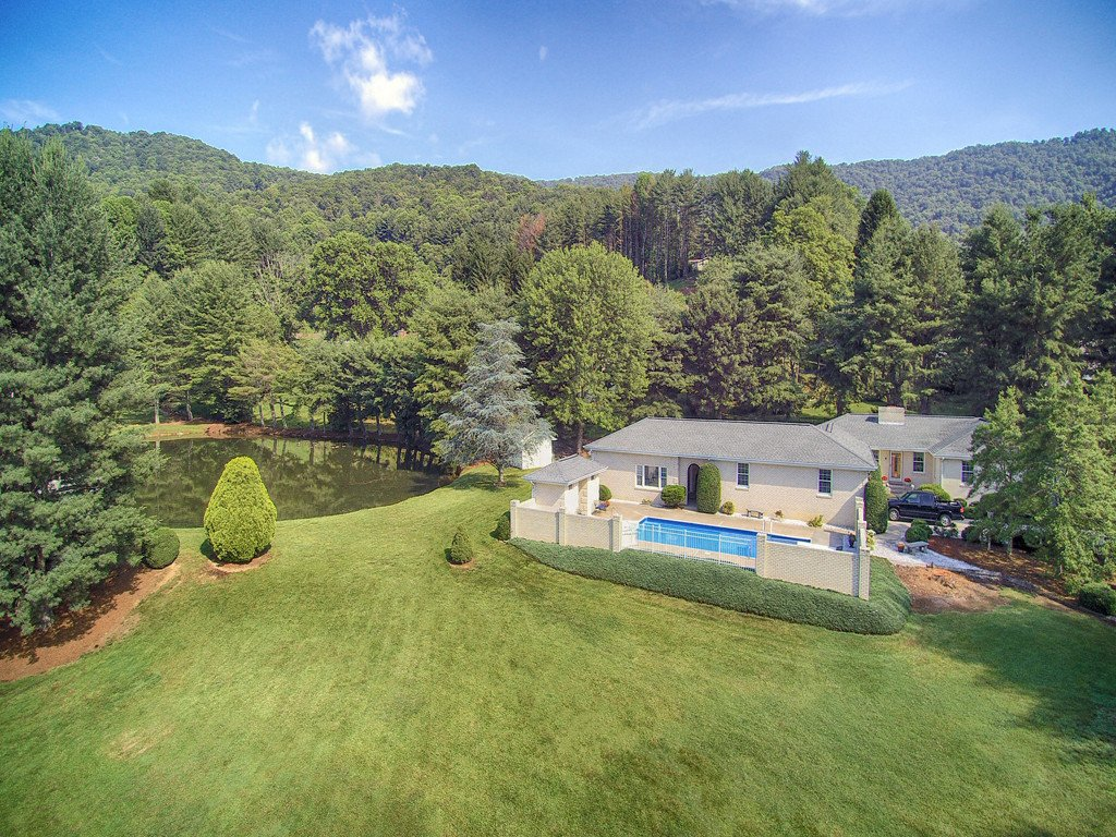 48 Little Mountain Road in Waynesville, North Carolina 28786 - MLS# 3392555