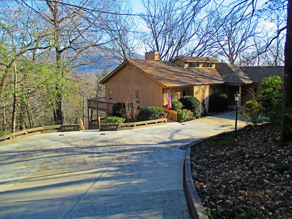 157 Bluebird Road #65 in Lake Lure, North Carolina 28746 - MLS# 3394183