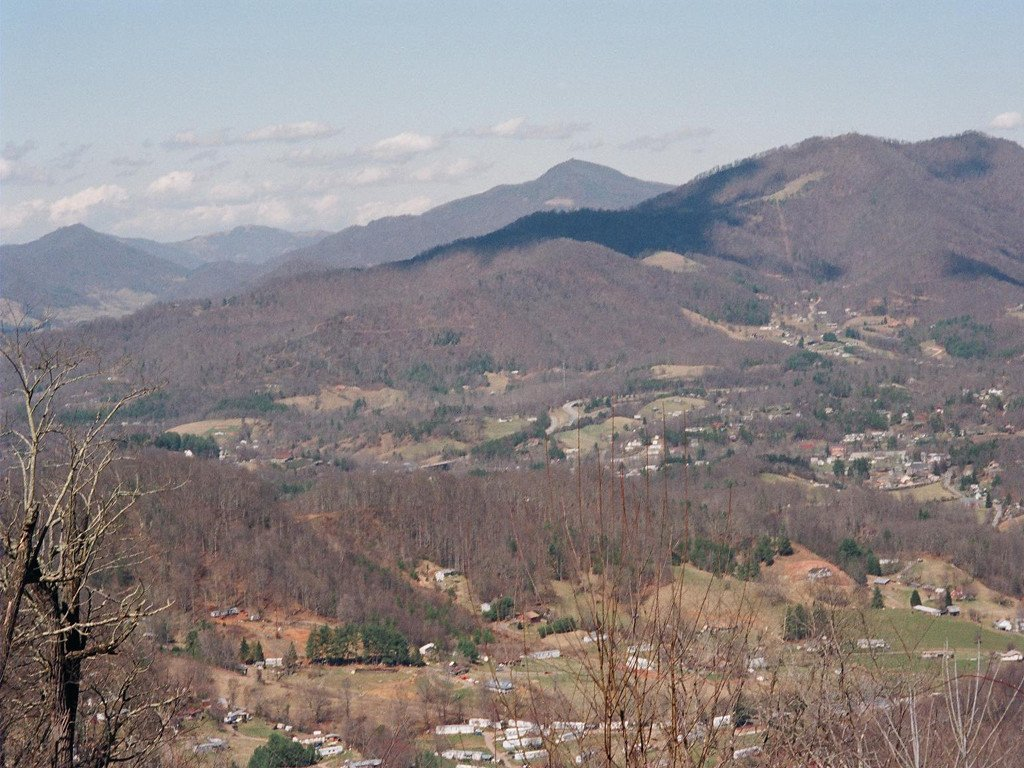 Lots 14 & 15 Lothlorian Road in Waynesville, North Carolina 28786 - MLS# 3395091