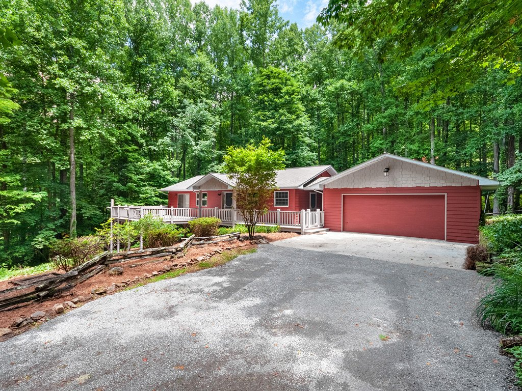211 Rustic Road in Waynesville, North Carolina 28786 - MLS# 3406202