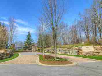 Lot 4 Chimney Laurel Drive #4 in Asheville, North Carolina 28804 - MLS# 3414489