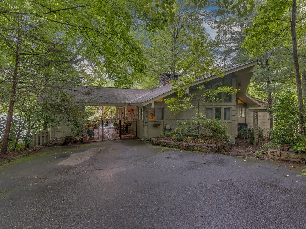 120 Edgewater Trail in Lake Lure, North Carolina 28746 - MLS# 3414925