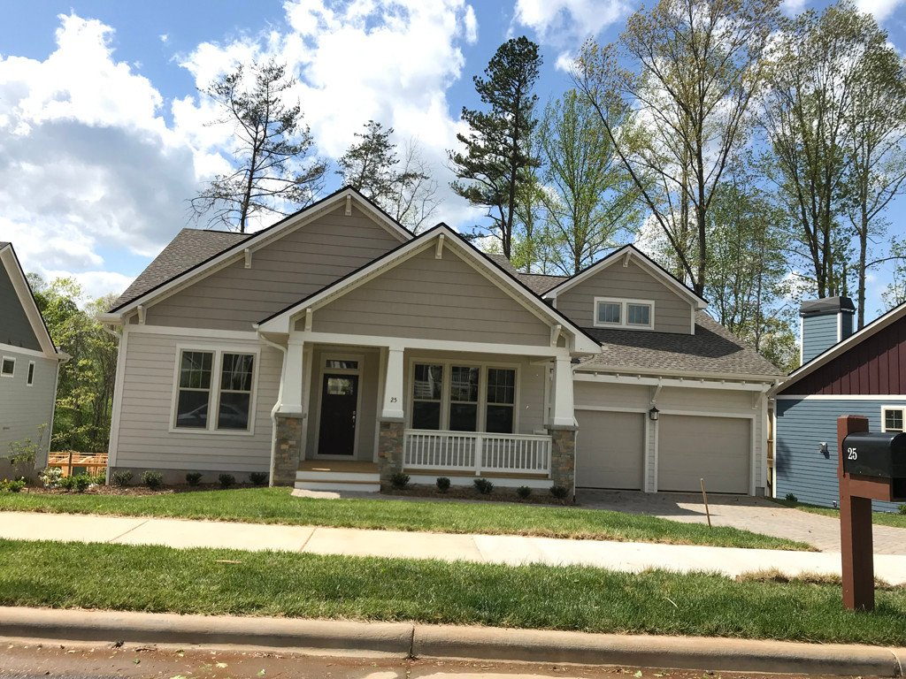 25 Buckhorn Gap Road #1144 in Biltmore Lake, North Carolina 28715 - MLS# 3412747