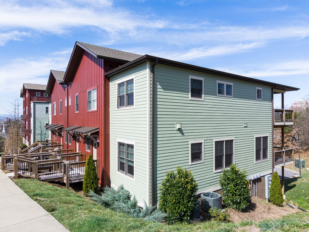 200 N Skyloft Drive #3 in Asheville, North Carolina 28801 - MLS# 3428609