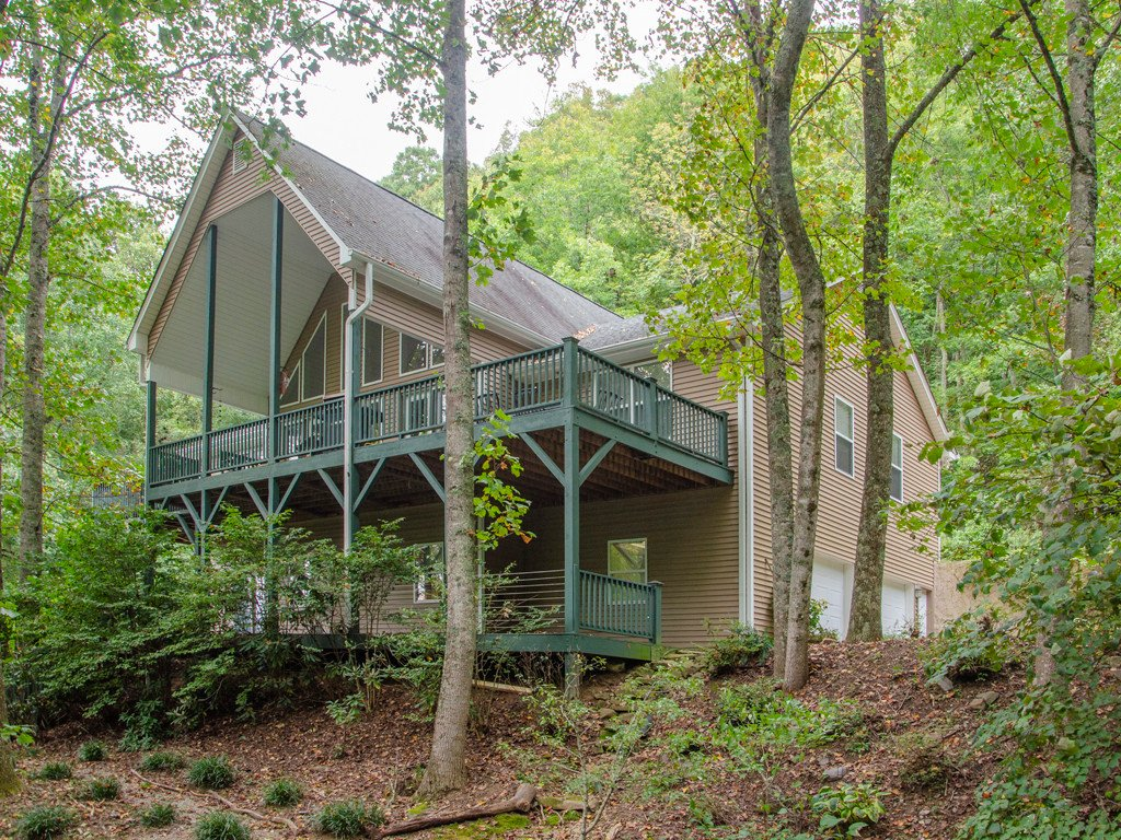 15 Dairy Gap Road in Asheville, North Carolina 28804 - MLS# 3438212