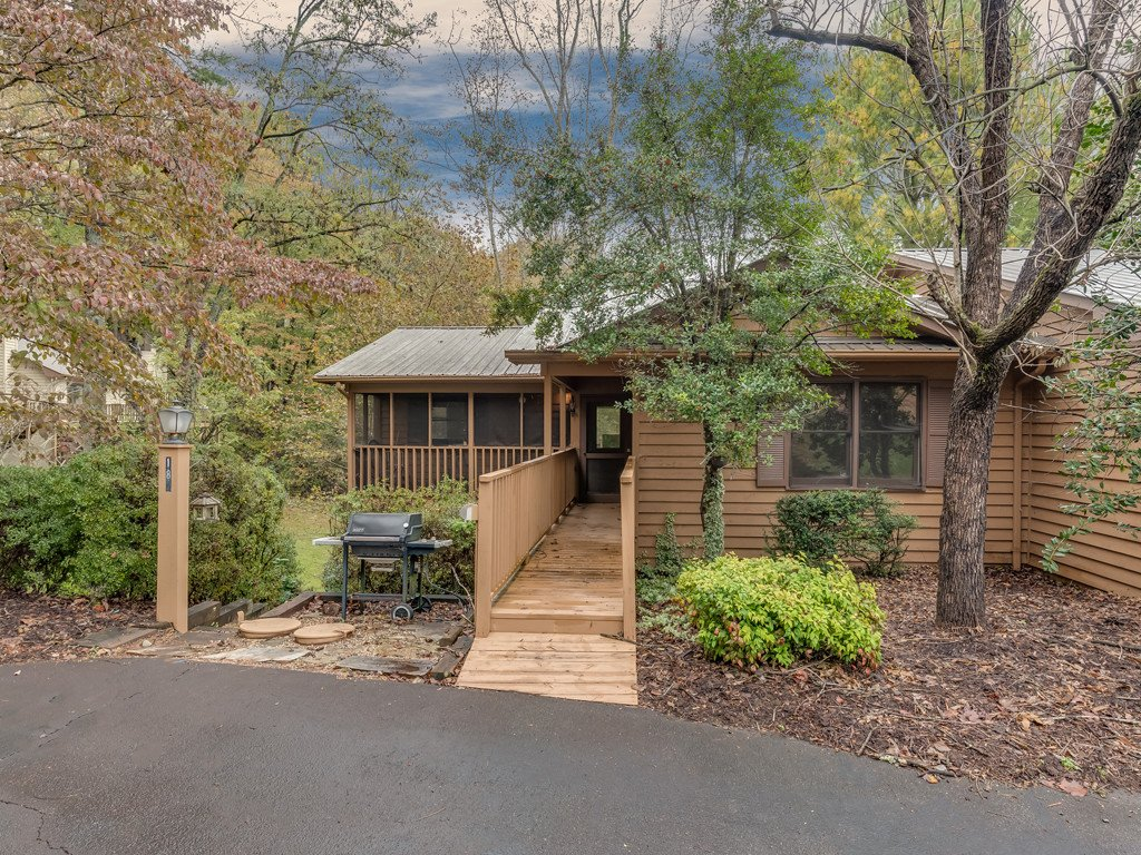 182 Bent Creek Boulevard #25 in Lake Lure, North Carolina 28746 - MLS# 3450111